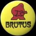 Placka 25 BRUTUS žlutá