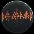 Placka 25 DEF LEPPARD