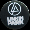 Placka 25 LINKIN PARK bw
