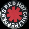 Placka 25 RED HOT CHILI PEPPERS
