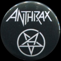 Placka 25 ANTHRAX