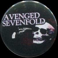 Placka 25 AVENGED SEVENFOLD