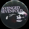 Placka 25 AVENGED SEVENFOLD