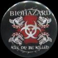 Placka 25 BIOHAZARD kill