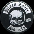 Placka 25 BLACK LABEL SOCIETY