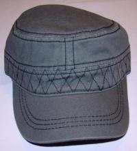 KŠILTOVKA bez výšivky Cofee army viper grey
