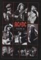 Vlajka AC/DC live