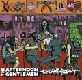 "LP - AFTERNOON GENTLEMEN / LICANTHROPHY - split 10"""