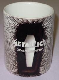 Hrnek METALLICA magnetic light