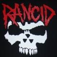 Zádovka RANCID skull
