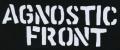Nášivka AGNOSIC FRONT