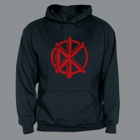 Mikina DEAD KENNEDYS logo red