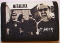 Peněženka METALLICA band