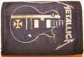 Peněženka METALLICA guitar