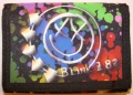 Peněženka BLINK 182 logo color