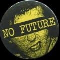 Placka 37 NO FUTURE face