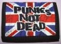 Peněženka PUNK´S NOT DEAD Brit