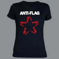 Tričko ANTI-FLAG sg dámské
