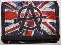 Peněženka ÁČKO Brit flag