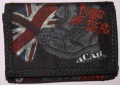 Peněženka PUNK´S NOT DEAD boots a.c.a.b.