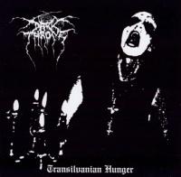 LP - DARKTHRONE transilvanian hunger
