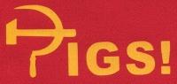 Nášivka PIGS!