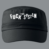 Kšiltovka FUCK THE SYSTEM