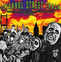 LP - ISTANBUL STREET THRASH compilation
