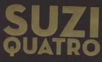 Nášivka SUZI QUATRO