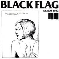 LP - BLACK FLAG demos 1982