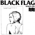 LP - BLACK FLAG demos 1982