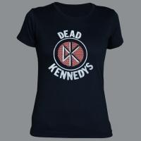 Tričko DEAD KENNEDYS logo wall fruit dámské
