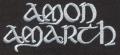Nášivka AMON AMARTH vyšívaná zažehlovací