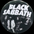 Placka 32 BLACK SABBATH
