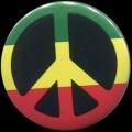 Placka 32 PEACE rasta