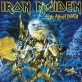 LP - IRON MAIDEN live after death 2LP