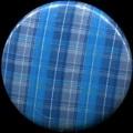 Náušnice TARTAN blue