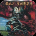 Placka 37x37 IRON MAIDEN virtual XI