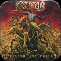 Placka 37x37 KREATOR phantom antichrist