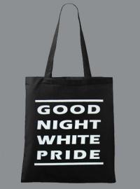 Taška GOOD NIGHT WHITE PRIDE