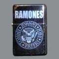 Zapalovač RAMONES kruh bw