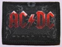 Peněženka AC/DC black ice horizontal