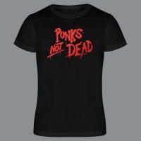 Tričko PUNK´S NOT DEAD clas dětské