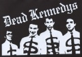 Zádovka DEAD KENNEDYS band
