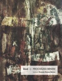 Kniha ZÁVIŠ procházka Brnem