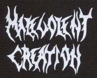 Nášivka MALEVOLENT CREATION
