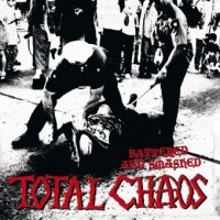 LP - TOTAL CHAOS bettered and smashed
