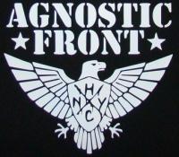 Zádovka AGNOSTIC FRONT orlice