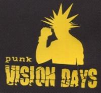 Nášivka VISION DAYS žlutá