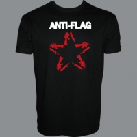 Tričko ANTI-FLAG sg color